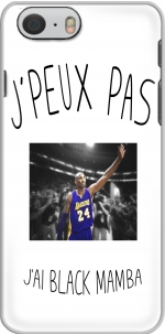 Capa Je peux pas jai Black Mamba for Iphone 6 4.7