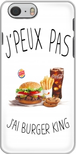 Capa Je peux pas jai Burger King for Iphone 6 4.7