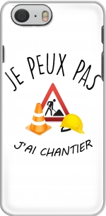 Capa Je peux pas j'ai chantier for Iphone 6 4.7