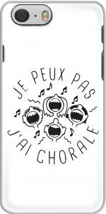 Capa Je peux pas jai chorale for Iphone 6 4.7