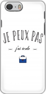 Capa Je peux pas jai ecole for Iphone 6 4.7