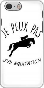 Capa Je peux pas jai equitation for Iphone 6 4.7