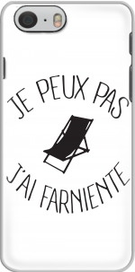 Capa Je peux pas jai farniente for Iphone 6 4.7