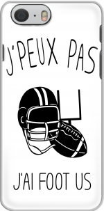 Capa Je peux pas jai Foot US for Iphone 6 4.7
