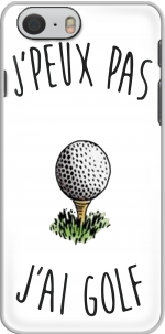 Capa Je peux pas jai golf for Iphone 6 4.7