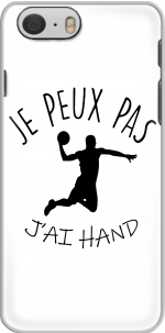 Capa Je peux pas jai handball for Iphone 6 4.7