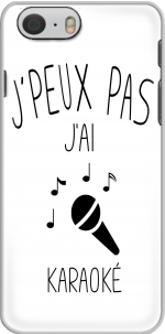 Capa Je peux pas jai Karaoke Chant for Iphone 6 4.7