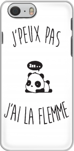 Capa Je peux pas jai la flemme for Iphone 6 4.7