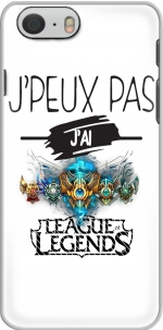 Capa Je peux pas jai league of legends for Iphone 6 4.7