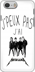 Capa Je peux pas jai Metallica for Iphone 6 4.7