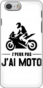 Capa Je peux pas jai moto for Iphone 6 4.7
