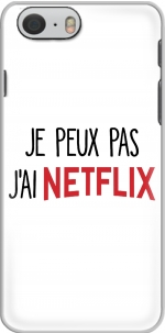 Capa Je peux pas jai Netflix for Iphone 6 4.7