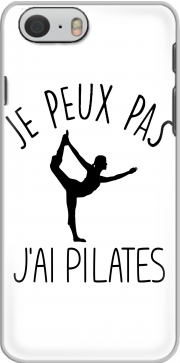 Capa Je peux pas jai pilates para iphone-6