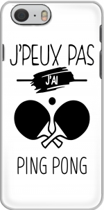 Capa Je peux pas jai ping pong for Iphone 6 4.7