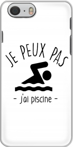Capa Je peux pas jai piscine for Iphone 6 4.7