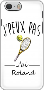 Capa Je peux pas jai roland - Tennis for Iphone 6 4.7