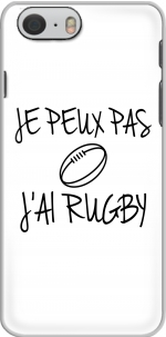 Capa Je peux pas jai rugby for Iphone 6 4.7