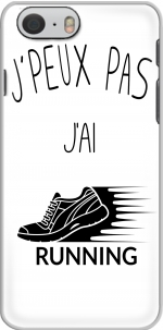 Capa Je peux pas jai running for Iphone 6 4.7