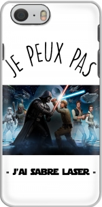 Capa Je peux pas jai sabre laser for Iphone 6 4.7