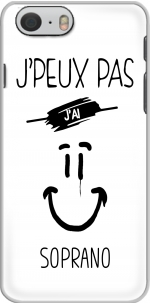 Capa Je peux pas jai soprano Clown for Iphone 6 4.7