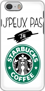 Capa Je peux pas jai starbucks coffee for Iphone 6 4.7