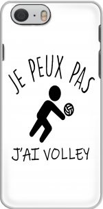 Capa Je peux pas jai volleyball for Iphone 6 4.7