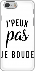 Capa Je peux pas je boude for Iphone 6 4.7
