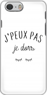 Capa Je peux pas je dors for Iphone 6 4.7