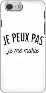 Capa Je peux pas je me marie for Iphone 6 4.7