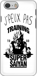 Capa Je peux pas Training to go super saiyan for Iphone 6 4.7
