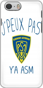 Capa Je peux pas ya ASM - Rugby Clermont Auvergne for Iphone 6 4.7