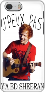 Capa Je peux pas ya ed sheeran for Iphone 6 4.7