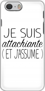 Capa Je suis attachiante et jassume for Iphone 6 4.7