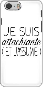 Capa Je suis attachiante et jassume para iphone-6