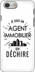 Capa Je suis un agent immobilier qui dechire for Iphone 6 4.7