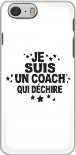 Capa Je suis un coach qui dechire for Iphone 6 4.7