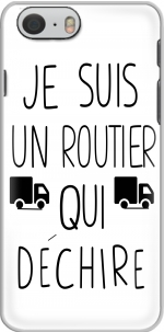 Capa Je suis un routier qui dechire for Iphone 6 4.7