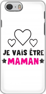 Capa Je vais etre maman for Iphone 6 4.7