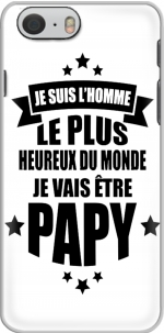 Capa Je vais etre Papy for Iphone 6 4.7