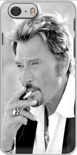Capa johnny hallyday Smoke Cigare Hommage for Iphone 6 4.7