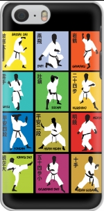 Capa Karate techniques for Iphone 6 4.7