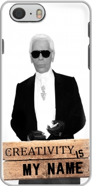 Capa Karl Lagerfeld Creativity is my name