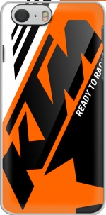 Capa KTM Racing Orange And Black for Iphone 6 4.7