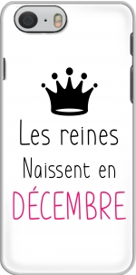 Capa Les reines naissent en decembre for Iphone 6 4.7