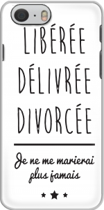 Capa Liberee Delivree Divorcee for Iphone 6 4.7