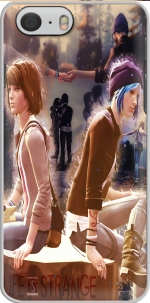 Capa Life Is Strange Mixed Scenes for Iphone 6 4.7