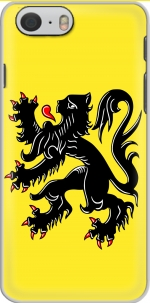 Capa Lion des flandres for Iphone 6 4.7