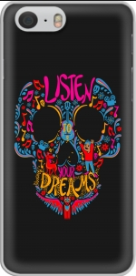 Capa Listen to your dreams Tribute Coco for Iphone 6 4.7