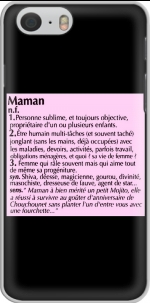 Capa Maman definition dictionnaire for Iphone 6 4.7