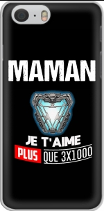 Capa Maman je taime plus que 3x1000 for Iphone 6 4.7